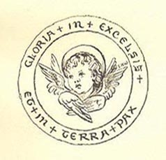 Angel: Gloria in Excelsis et in Terra Pax