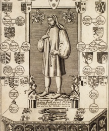 Frontispiece - Chaucer and his Genealogy