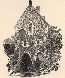 The Grey Friars, Canterbury