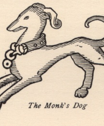 The Monk's Dog (2)