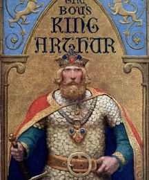 (Frontispiece) The Boy's King Arthur