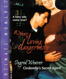 Cinderella's Secret Agent (cover illustration)