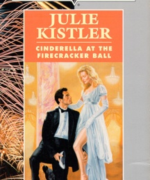 Cinderella at the Firecracker Ball (cover illustration)