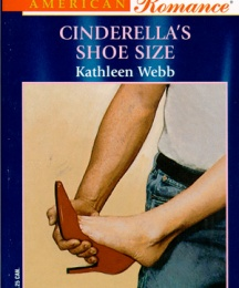 Cinderella's Shoe Size (cover illustration)