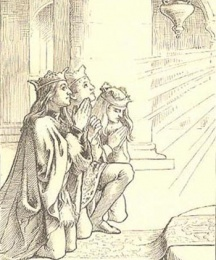 Three Kings: A Christmas Legend of Long Ago: Image 6