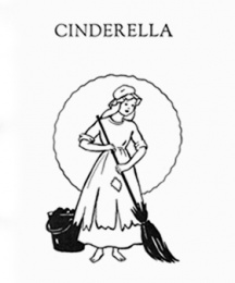 Frontispiece of Cinderella.