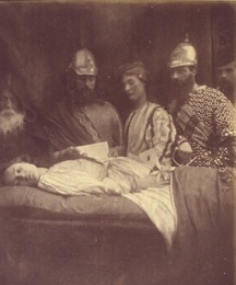 The Corpse of Elaine in the Palace of King Arthur