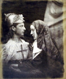 Sir Galahad and the Nun