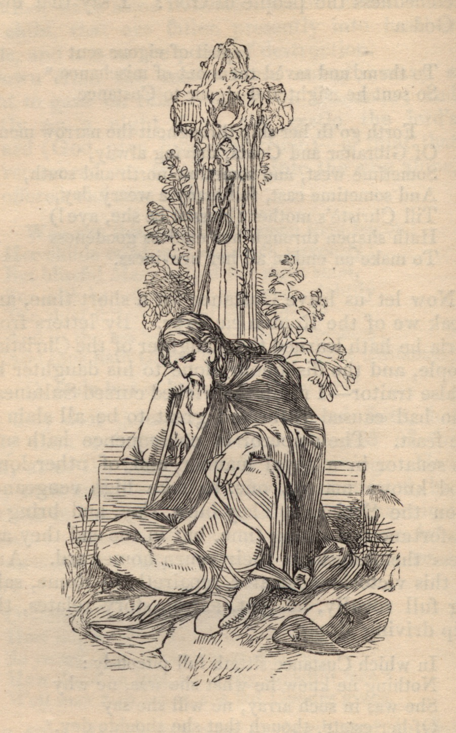canterbury tale the man of laws tale Analysis of the man of law's tale from geoffrey chaucer's the canterbury tales.