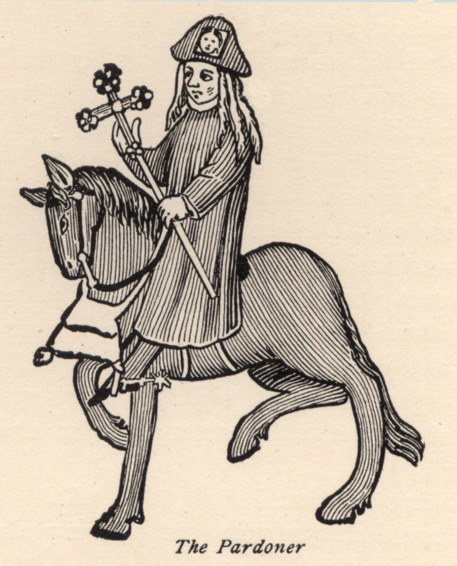 chaucer canterbury tales essays