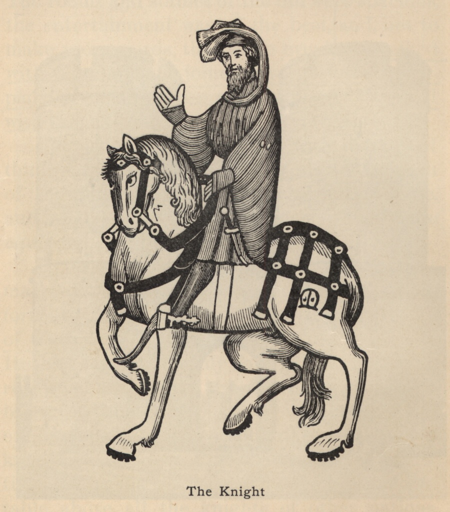 the knights tale essay Free essays from bartleby | many different characteristics in the series of tales the canterbury tales, author geoffrey chaucer writes about a group of.
