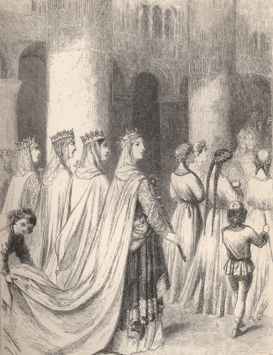 the marriage of king arthur and queen guinevere robbins library