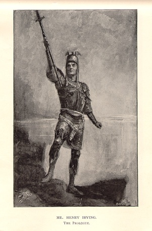 "mr henry irvings macbeth Review of sullivan's incidental music for irving's production of macbeth, 1888   we think mr irving has been right in disregarding such sentimental scruples,   music"" and ""march"" from the same composer's incidental music to henry viii."