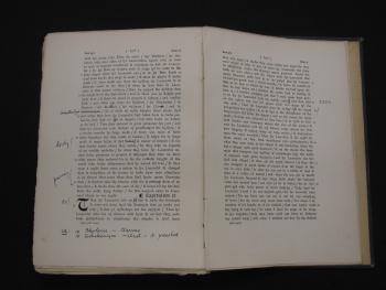 Vinaver's copy of Sommer Malory (vol. 2)