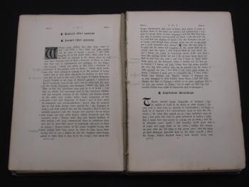 Vinaver's copy of Sommer Malory (vol. 1)