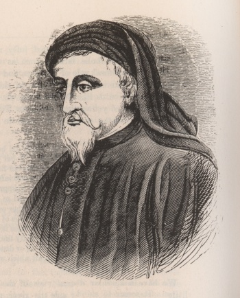 Portrait of Chaucer