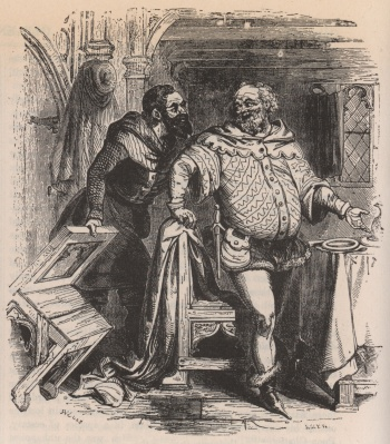 The Franklin and the Merchant