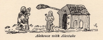 Alehouse with Alestake