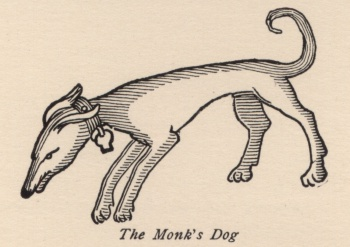The Monk's Dog