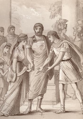 Espousals of Palamon and Emelye