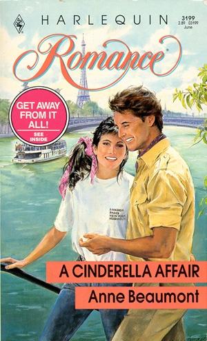 A Cinderella Affair (cover illustration)