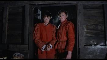 Alan and John