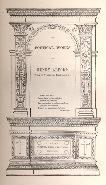 Poetical Works, The
