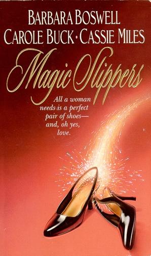 Magic Slippers (cover illustration)