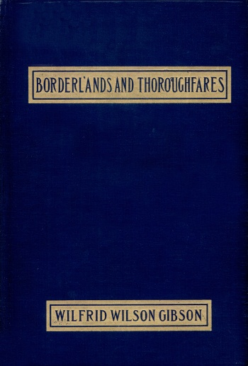 Borderlands and Thoroughfares