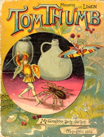 Title Page of Tom Thumb
