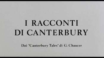 Canterbury Tales (I racconti di Canterbury), The