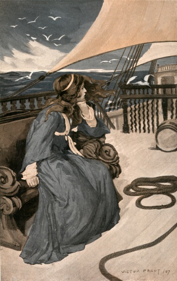 Constance (Frontispiece)