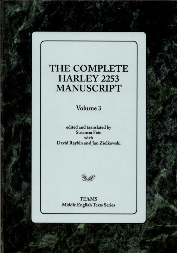 Complete Harley 2253 Manuscript, Volume 3, The