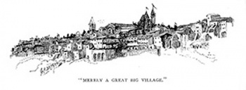 """Merely a Great Big Village"""