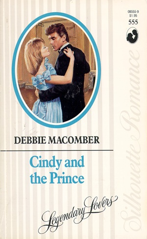 Cindy and the Prince (cover illustration)