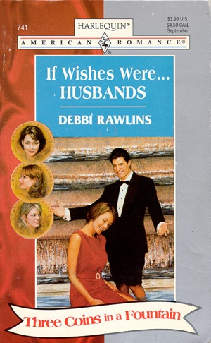 If Wishes Were Husbands (cover illustration)