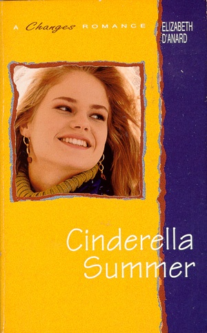 Cinderella Summer (cover illustration)