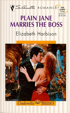 Plain Jane Marries the Boss (cover illustration)