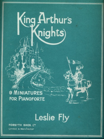 King Arthur's Knights: 9 Miniatures for Pianoforte
