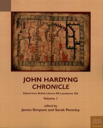 Hardyng's Chronicle: Edited from British Library MS Lansdowne 204