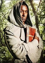 David Harewood as Friar Tuck