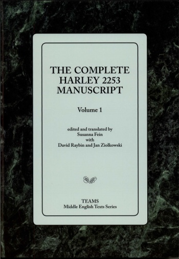 Complete Harley 2253 Manuscript, Volume 1, The