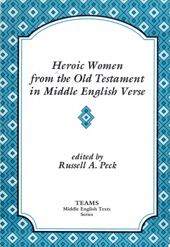 Heroic Women from the Old Testament in Middle English Verse