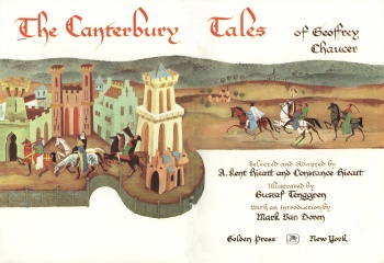 Canterbury Tales of Geoffrey Chaucer, The