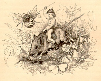 It was he who kept every wasp, spider, or chafer, from entering the palace to torment such ladies of Queen Guenever