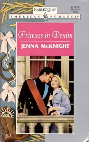 Princess in Denim (cover illustration)