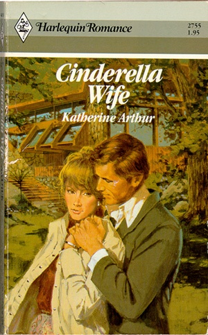 Cinderella Wife (cover illustration)