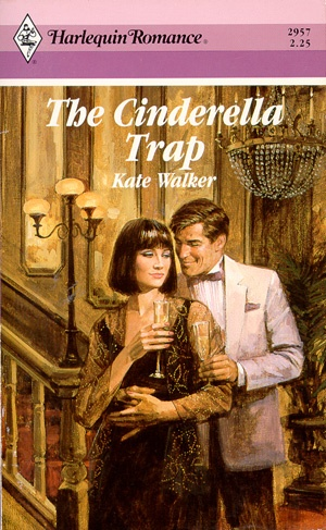 The Cinderella Trap (cover illustration)