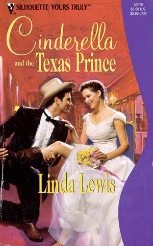 Cinderella and the Texas Prince (cover illustration)
