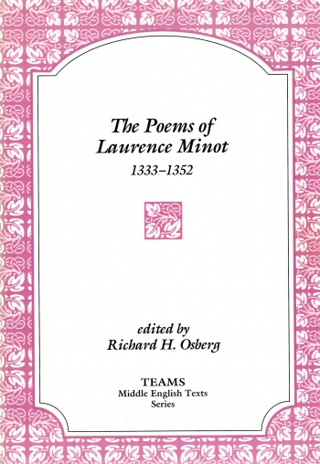 Poems of Laurence Minot 1333-1352, The